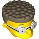 LEGO Waylon Smithers Minifig Head (20152)