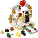 LEGO Wedding Favour Set 2018 40197