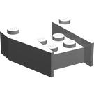 LEGO Wedge 3 x 4 without Stud Notches (2399)