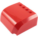LEGO Wedge 5 x 6 x 2 Curved (61484 / 92115)