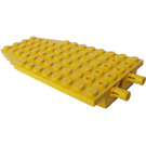 LEGO Wedge Plate 6 x 12 x 1 with 2 Rotatable Pins