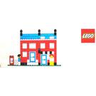 LEGO Weetabix house promo 2 Set 00-3