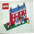 LEGO Weetabix house promo 2 Set 00-3 Instructions
