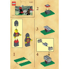 LEGO Weezil's Stone Bomber Set 1289 Instructions