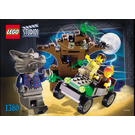 LEGO Werewolf Ambush Set 1380 Instructions