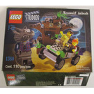 LEGO Werewolf Ambush Set 1380 Packaging
