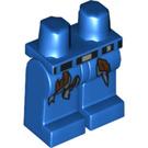 LEGO Werewolf Legs (3815 / 10740)
