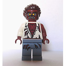 LEGO Werewolf Minifigure