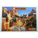 LEGO Western Poster - Sheriff's Lockup