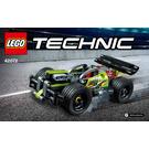 LEGO WHACK! Set 42072 Instructions