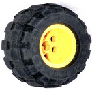 LEGO Wheel 43.2 x 28 Balloon Small with Tyre 43.2 x 28 Balloon Small (6580)