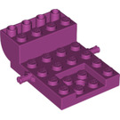 LEGO Wheel Bearing 4 x 6 x 1.33 (24055 / 65348)