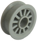 LEGO Wheel Centre Spoked Small (30155)