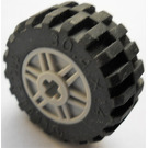 LEGO Wheel Rim Ø18 x 14 Assembly with Axle Hole