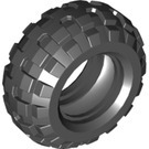LEGO Wheel Rim Ø30 x 20 with No Pinholes, with Reinforced Rim with Tyre Balloon Wide Ø56 X 26 (56145)