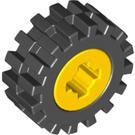 LEGO Wheel Rim Ø8 x 6.4 Assembly without Side Notch (73420)