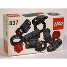 LEGO Wheels and Tyres Parts Pack Set 837