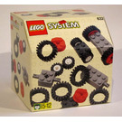 LEGO Wheels and Tyres Set 632