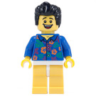 LEGO 'Where are my pants?' Guy Minifigure