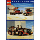 LEGO Whirl and Wheel Super Truck Set 5590 Instructions