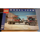 LEGO Whirl and Wheel Super Truck Set 5590 Packaging