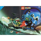 LEGO Whirling Time Warper Set 6496