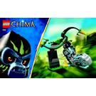 LEGO Whirling Vines Set 70109 Instructions