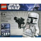 LEGO White Boba Fett Minifigure (30th Anniversary Limited Edition) Set 2853835