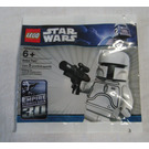 LEGO White Boba Fett Minifigure (30th Anniversary Limited Edition) Set 2853835 Packaging