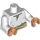 LEGO White Cairo Thug Torso (76382)
