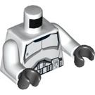 LEGO White Clone Trooper Torso (76382)