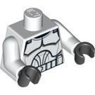 LEGO White Clone Trooper Torso (76382 / 88585)