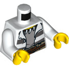 LEGO Crook with Rope Belt Minifig Torso (76382)