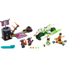 LEGO White Dragon Horse Bike Set 80006