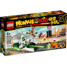 LEGO White Dragon Horse Bike Set 80006 Packaging