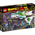 LEGO White Dragon Horse Jet Set 80020 Packaging