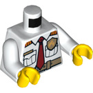 LEGO Fire Chief Torso (76382 / 88585)