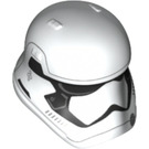 LEGO White First Order Stormtrooper Helmet with Pointed Mouth (37403)