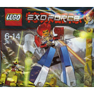 LEGO White Flyer Set 3871