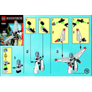 LEGO White Good Guy Set 5966 Instructions