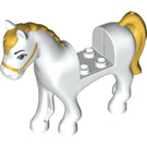LEGO Horse with 1.5 Hole 4 Knobs (33858)