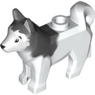 LEGO White Husky Dog (17817)
