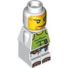 LEGO White Magma Monster Microfigure