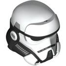 LEGO White Minifigure Helmet (38233)