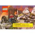LEGO White Ninja Set 1269