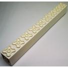 LEGO White Scala Support Beam 18