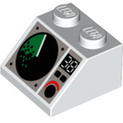 LEGO Slope 45° 2 x 2 with Radar Display Decoration (82024)