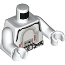 LEGO White Snowtrooper Torso (76382)