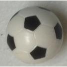 LEGO White Soccer Ball (72824)