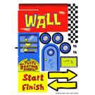 LEGO White Sticker Sheet for Set 4982 (60499)